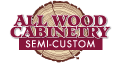 All Wood Cabinetry Assembled Semi-Custom